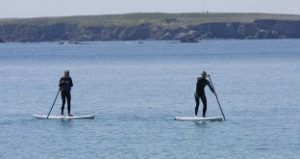 STAND UP PADDLE -WIND SURF